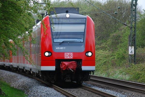 Deutsche Bahn Zug