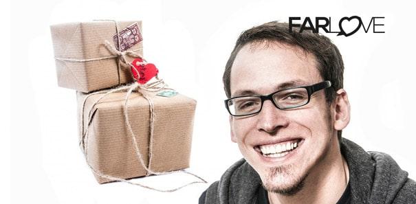 Freund Weihnachtsgeschenk