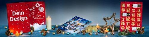 Zum Advent ein besonders schönes Fernbeziehungs Geschenk. Der individuelle Adventskalender